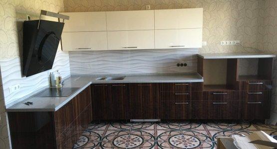 Фото работы Реставрация или обновление кухни