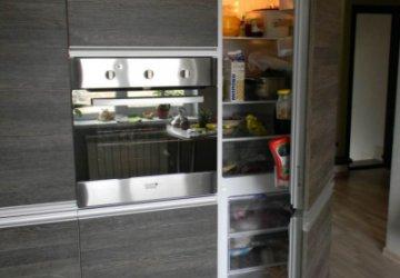 Фото статьи Какой холодильник лучше встроенный или отдельно стоящий