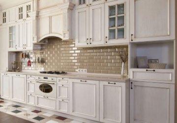 Фото статьи Дизайн классической кухни — преимущества и примеры