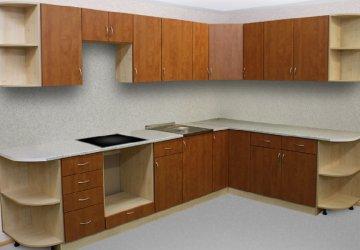 Фото статьи Из какого материала делается лучшая кухонная мебель?