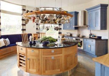 Фото статьи Кухня с островом – кусочек рая в доме