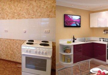 Фото статьи Сначала отремонтировать помещение или сразу заказать кухню