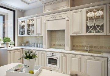 Фото статьи Кухня неоклассика ‒ купить актуальный стиль