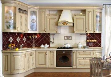 Фото статьи Угловые кухни на заказ — особенности, стили, преимущества