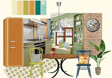 Современный дизайн и стиль кухни фото