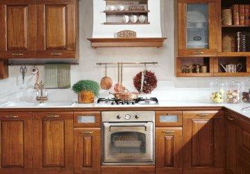 Фото статьи Хотите купить кухню из массива?