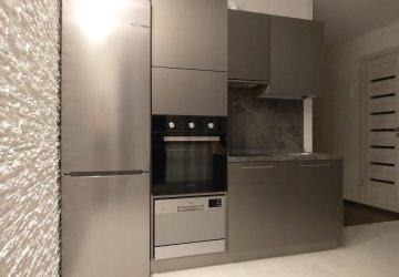 Кухня с фасадами «AGT» (МДФ+ПВХ+ЛАК) Турция фото