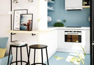 Фото статьи Кухня ниша — что это?