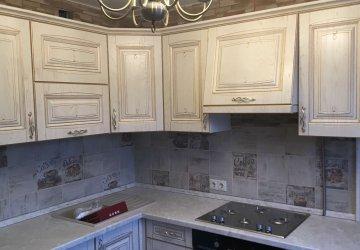 Фото статьи Небольшая кухня в стиле классика