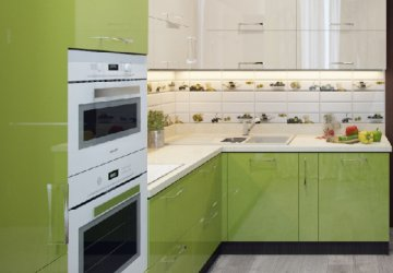 Фото статьи Какие цветовые решения для кухонной мебели актуальны в этом году?