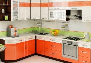 Фото статьи Что лучше, угловая кухня или по прямой
