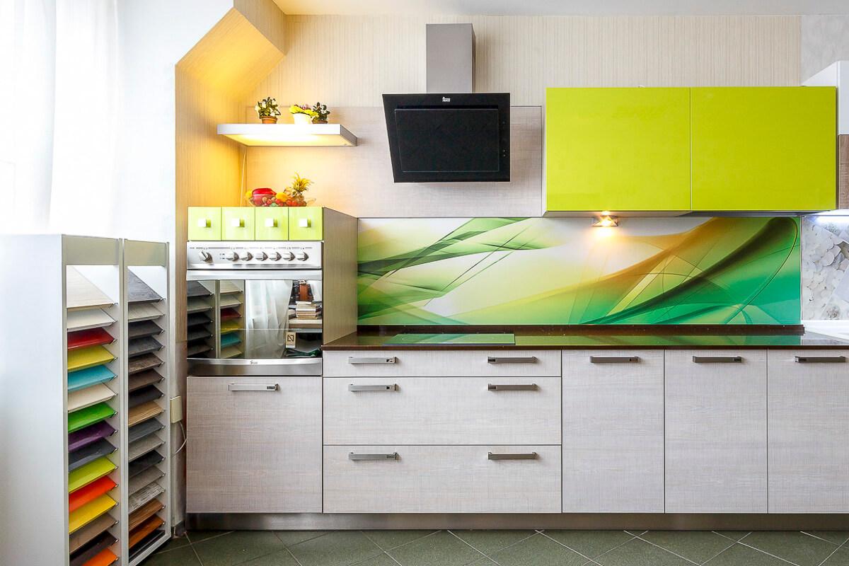 Фото кухни Микс в стиле модерн