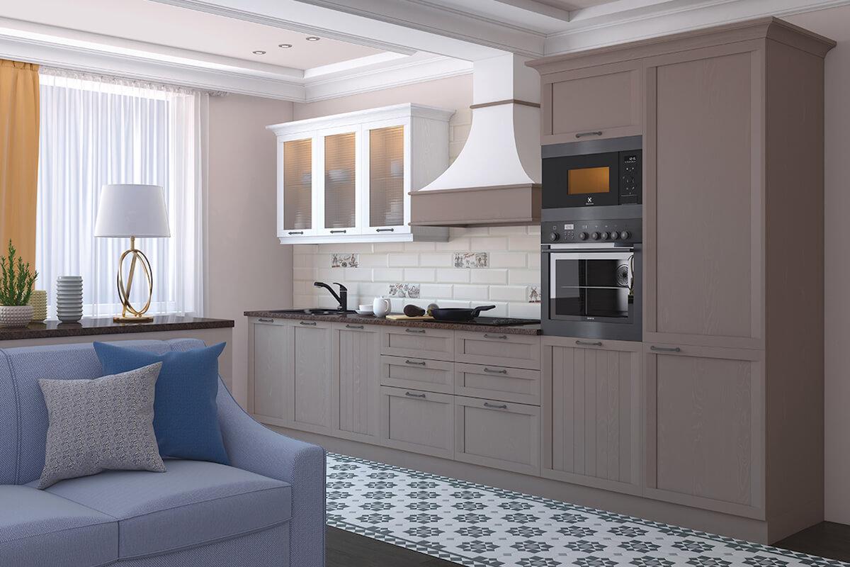 Фото Кухни Портофино в классическом стиле