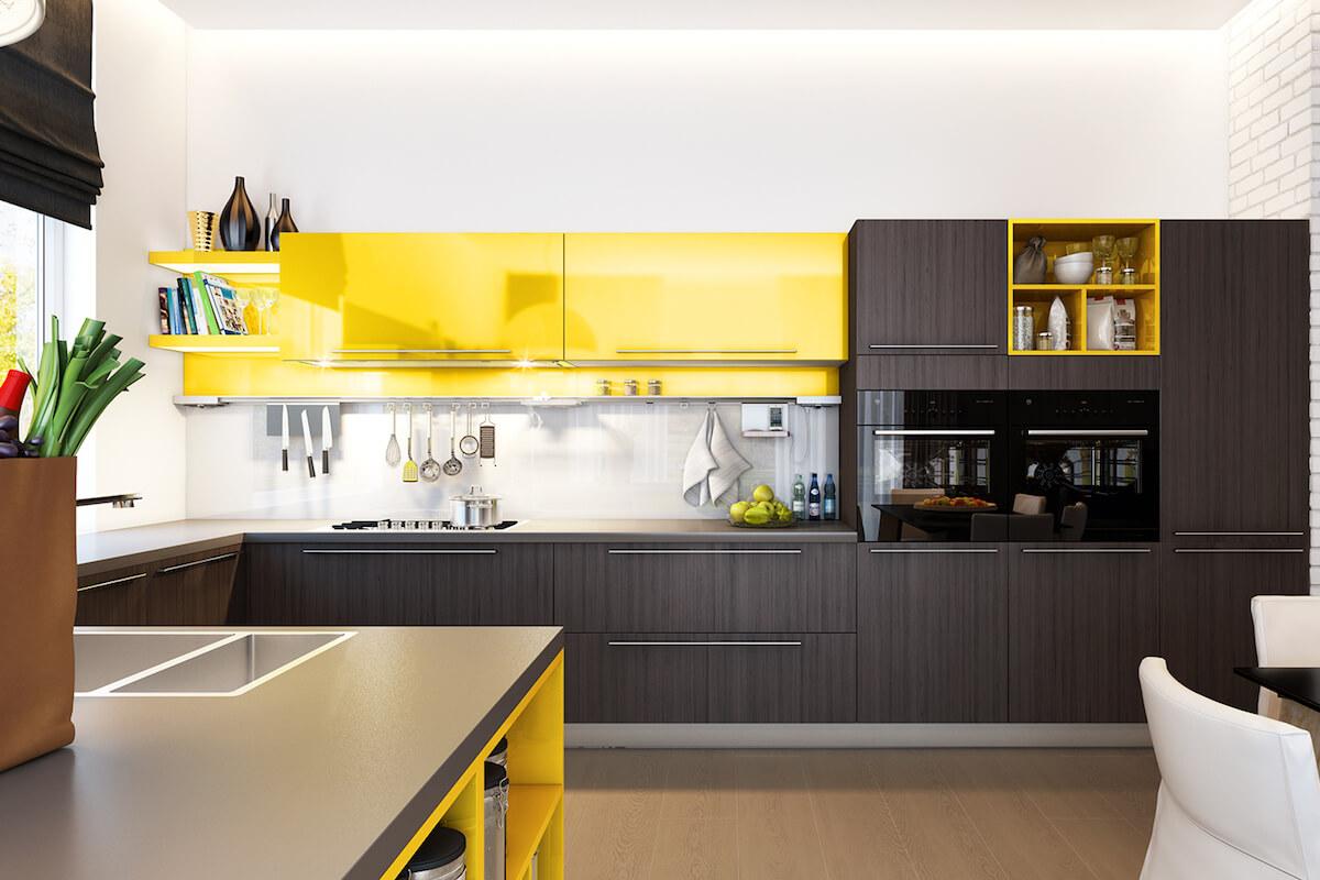 Фото категории Кухни в стиле Сити