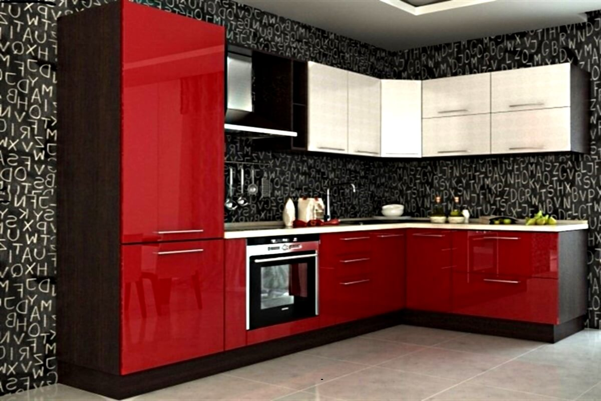 Фото кухни Эффект в стиле модерн