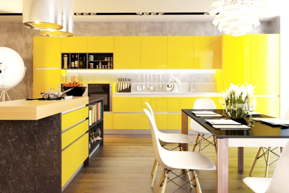 Фото кухни Нарцис в стиле модерн