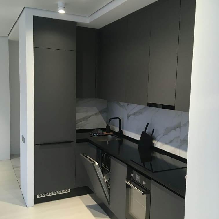 Дизайн для небольшого помещения