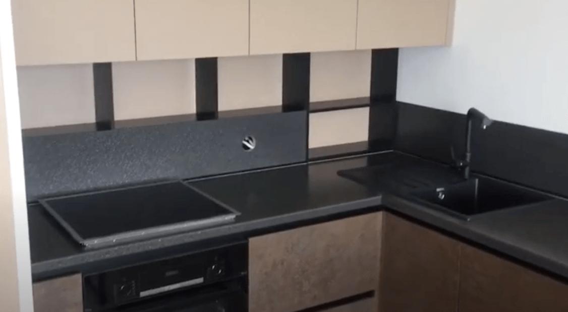 Фото Изготовление и установка кухонного гарнитура — отзыв
