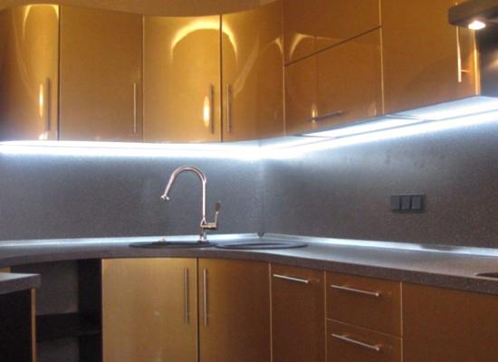 купите светодиодные кухонные ленты